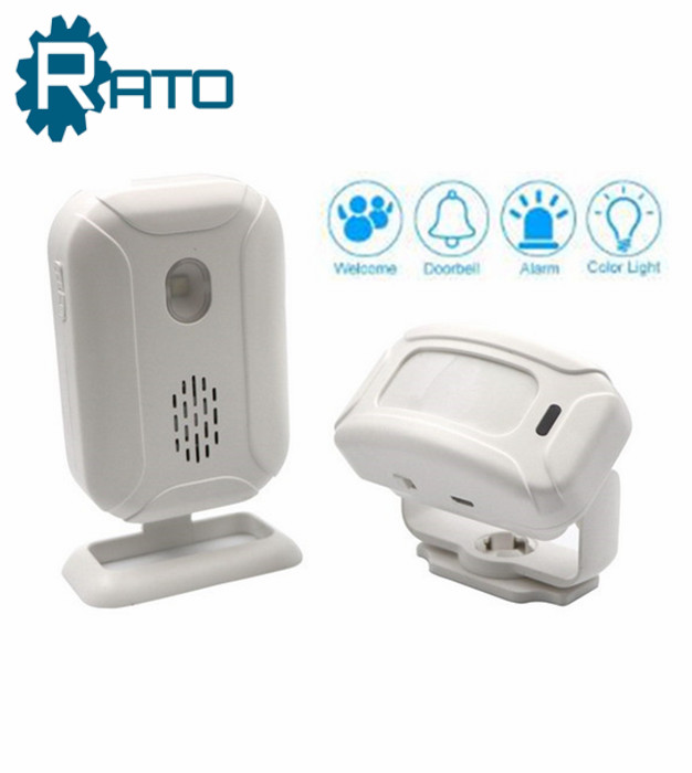 Intelligent Remote split infrared Welcome Reminder mode device Electric wireless