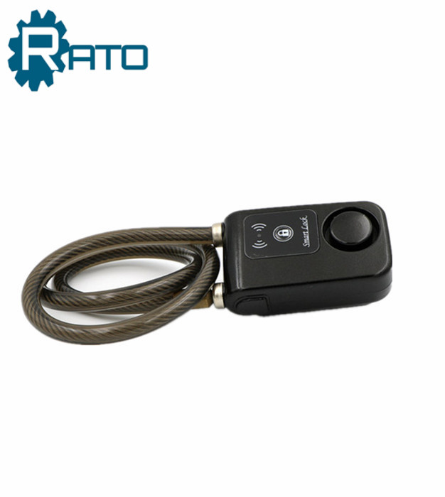 RE-024 Smart Burglar Chain Electronic Bluetooth Bicycle Alarm Lock