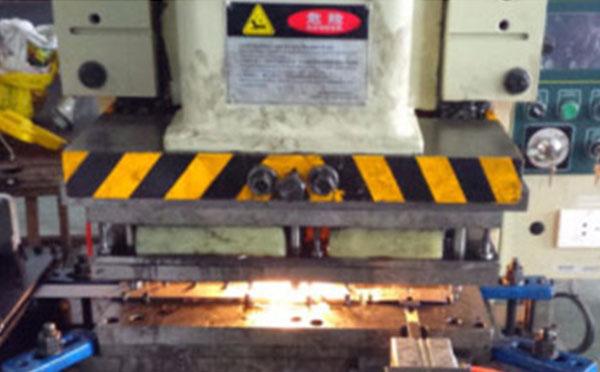 Production Process of Brass Padlock