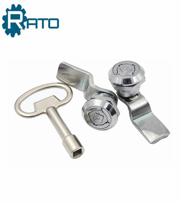 Square Triangle Shape Elevator Cam Key Lock