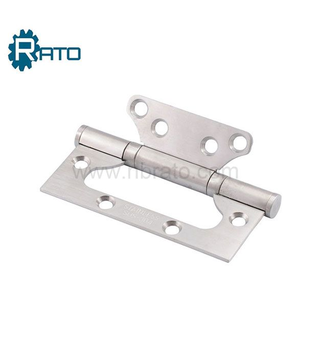Stainless Steel Door Butterfly Flush Hinge