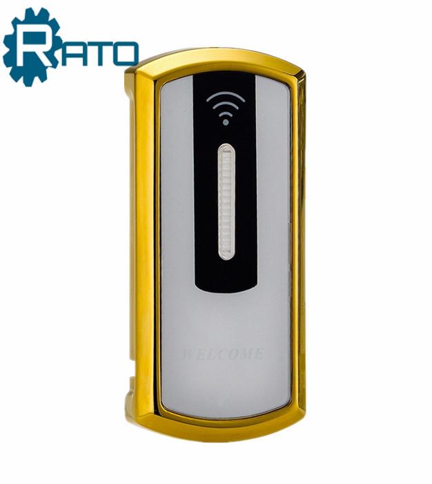 Magnetic Smart Card Sensor Locker Lock For Gym Spa Fitness Room
