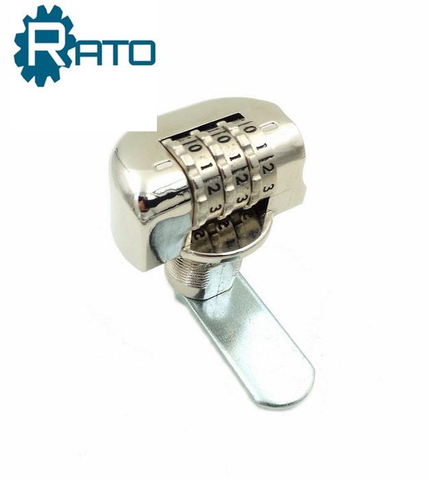 Metal 3 Password Cam Lock for Cabinet