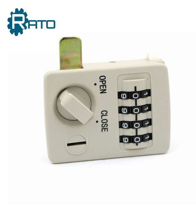 high quality 4 number combination gym locks