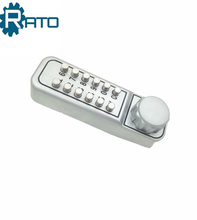 Push button Keypads Entry Mechanical Coded Keyless Door Lock