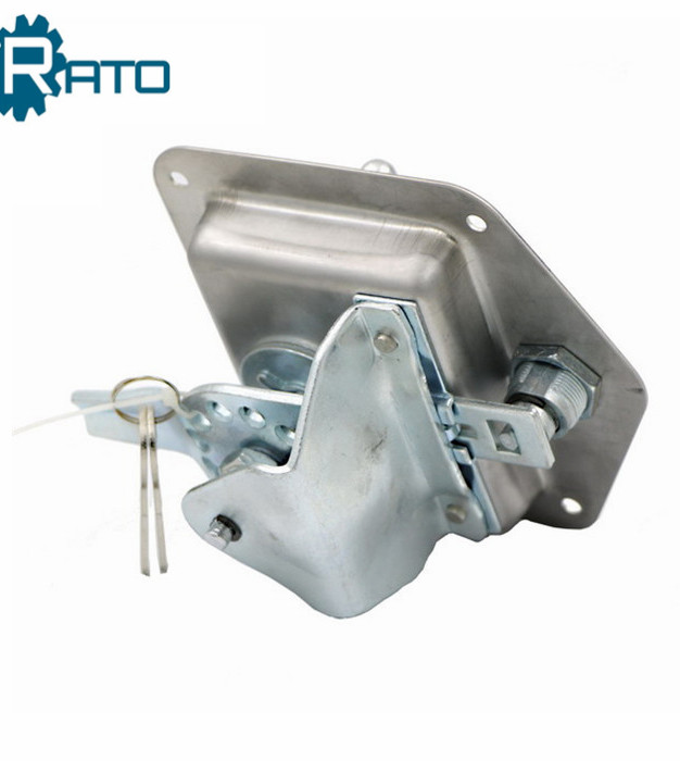 Stainless Steel Tool Box Folding T-Handle Latch