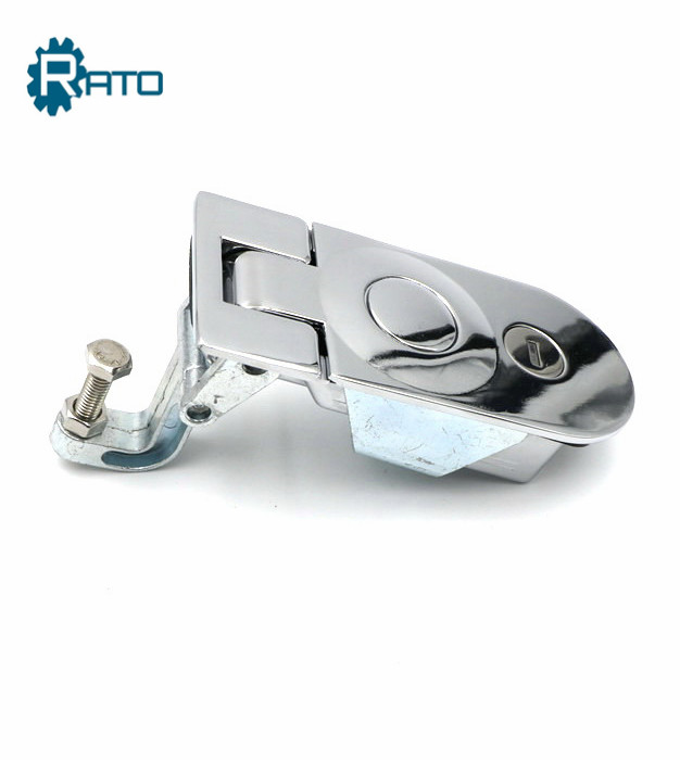 Zinc Alloy Sealed Lever Cabinet Compression Latch