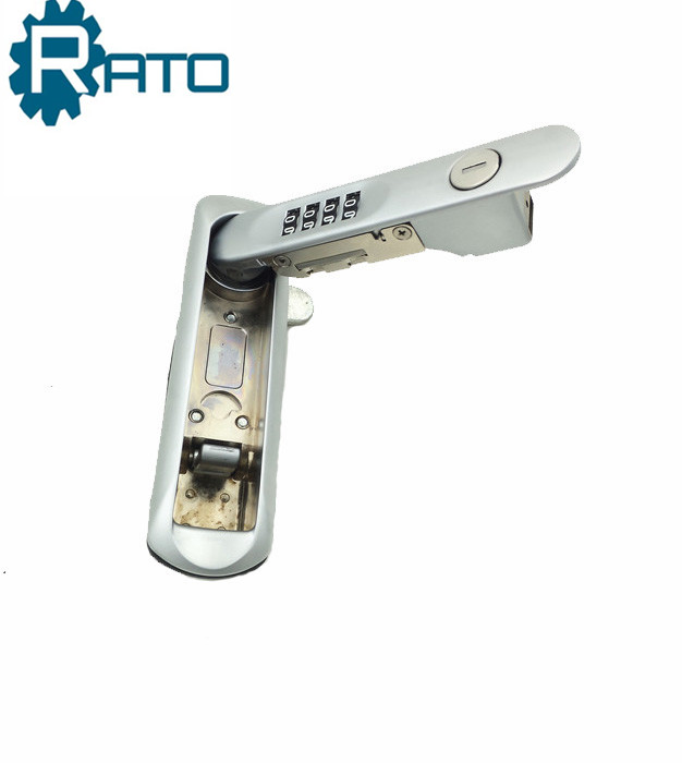 4 Digit Cipher type plane handle lock