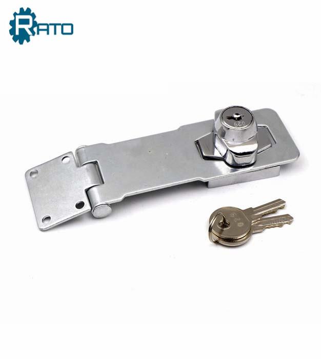 Manufacture Keyed Twist Knob Cabinet Drawer Hasp Door Lock