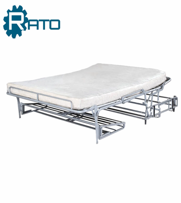 Folding Metal Pull Out Sofa Bed Mechanism
