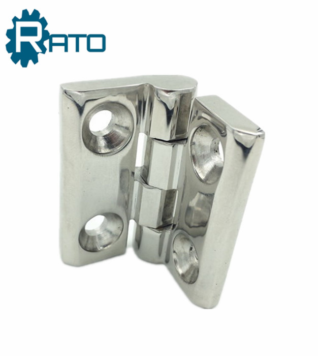 Position Stainless Steel 316 Door Hinge