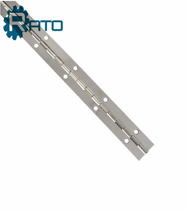 Bright Annealed Finish Stainless Steel Piano Continuous Hinge