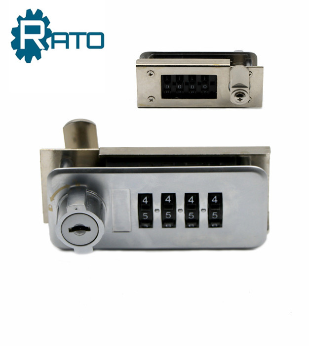 Safety Master Key Metal Drawer Mechanical Digital Furniture Combination Door Lock