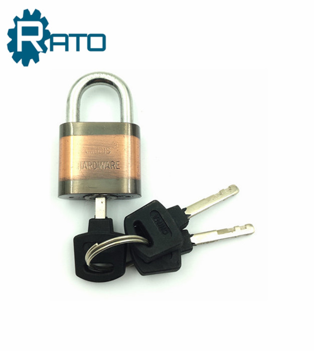 Safety Small Unbreakable Iron Padlock