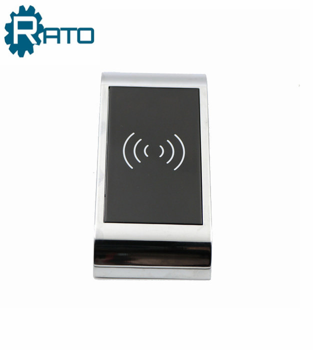 Zinc Alloy Card Lock System High Security Door Lock