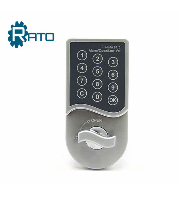 Metal Electronic Digital Password Drawer Locker Keypad Code lock