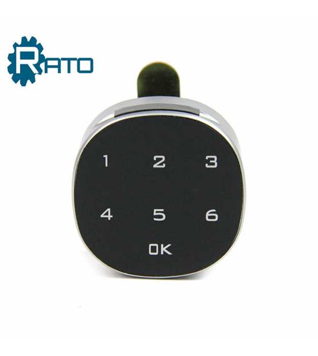 Electronic Password Keypad Locker Digital Cabinet Lock For Office Home Gym