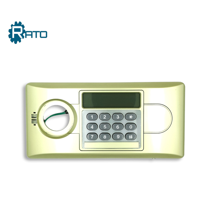 ABS Electronic Digital Combination Safe Door Lock