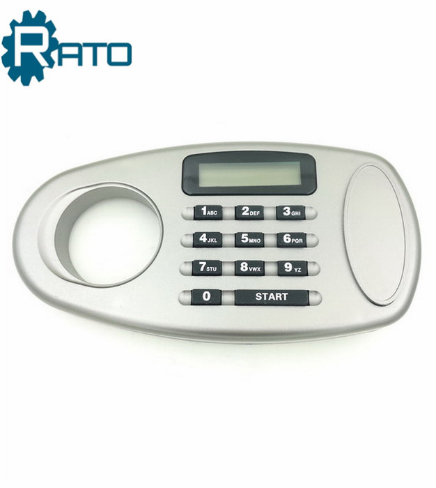 Eletronic Digital Codes Safe Deposit Box Lock