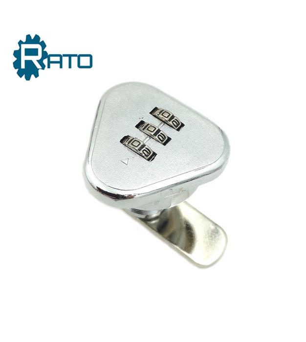Password Door Digital Number Self Locking Door Lock