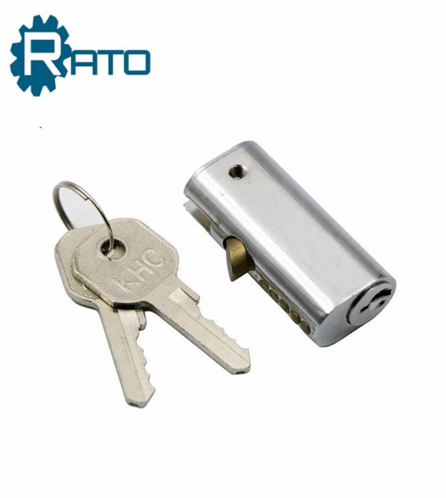 Zinc Alloy Pin Tumbler Locking File Cabinet Tongue Lock