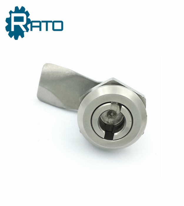 T Key Stainless Steel 304 Cabinet Clip Cam Lock