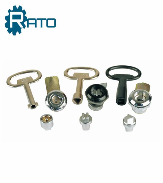 MS705 Tubular Triangle Cabinet Switch Cam Lock