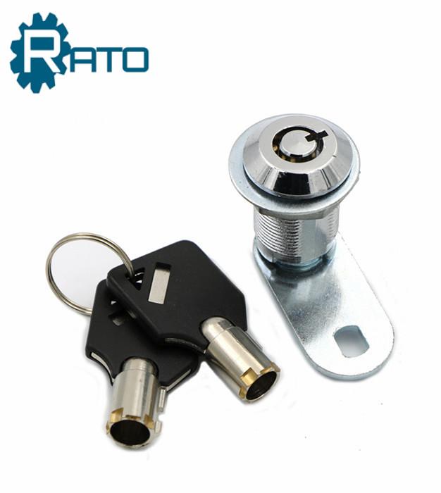 Metal Master Key Cabinet Tubular Lock with Lock Pin
