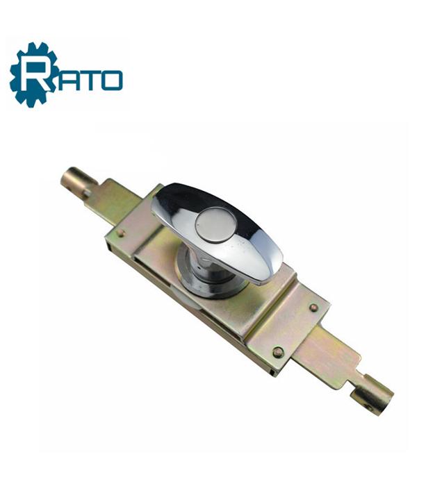 Adjustable Keyless Metal Cabinet Handle Lock