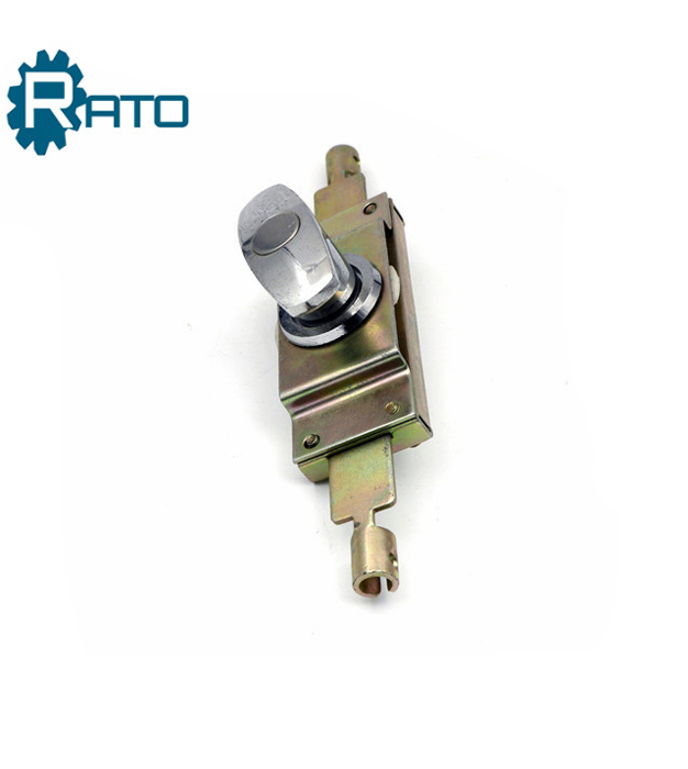 Adjustable Keyless Metal Cabinet Handle Lock