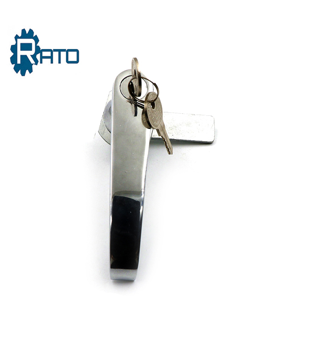 Electric box switch Lock Cabinet Lever Handle Lock