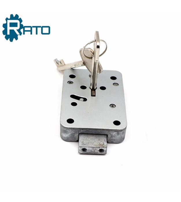 Mechanical Lock For Safe Deposit Box