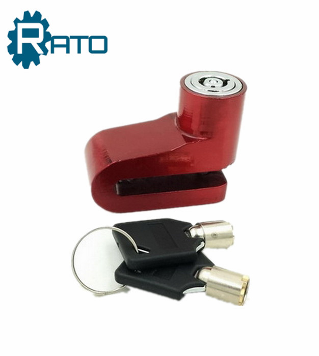 Convenient Anti-theft Motorcycle Disc Brake Lock