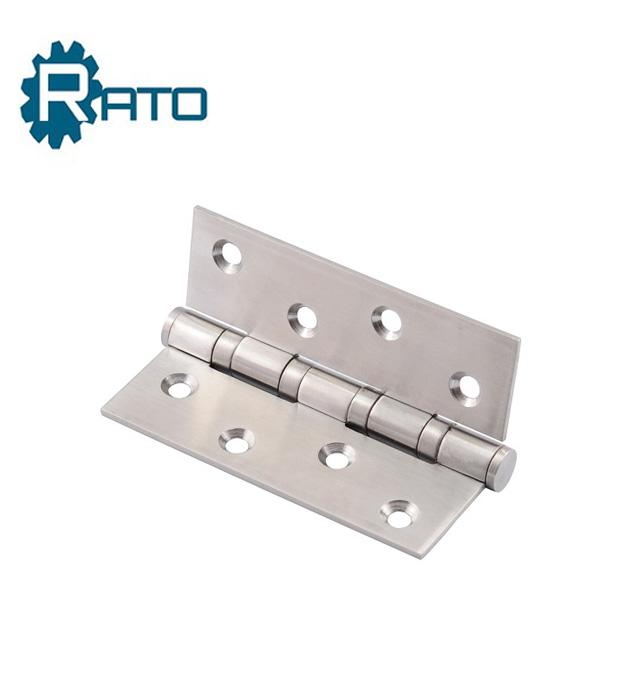 Stainless Steel Pivot Door Hinge for Wooden Door and Cabinets