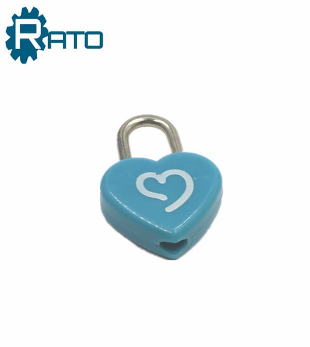 Love Heart Promotional Notebook Diary Locks