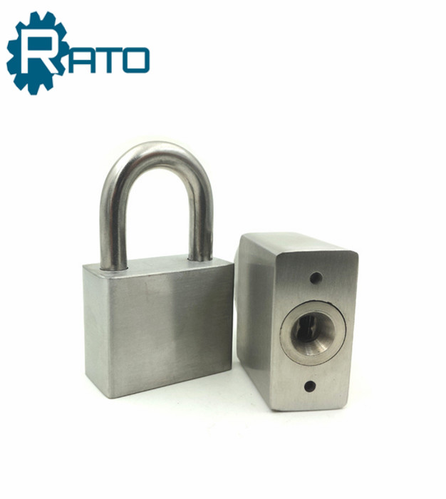 Cutter Proof Heavy Duty Outdoor Safety Padlock