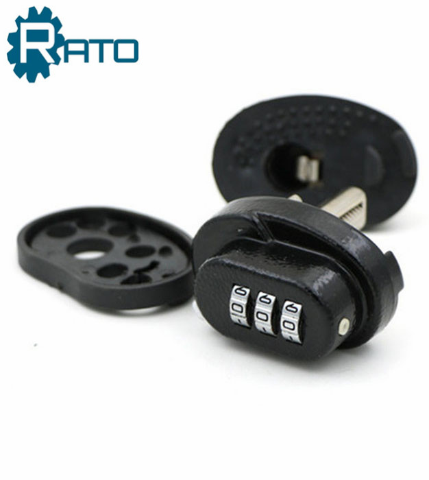 High quality safety 3 digital combination trigger gun lock