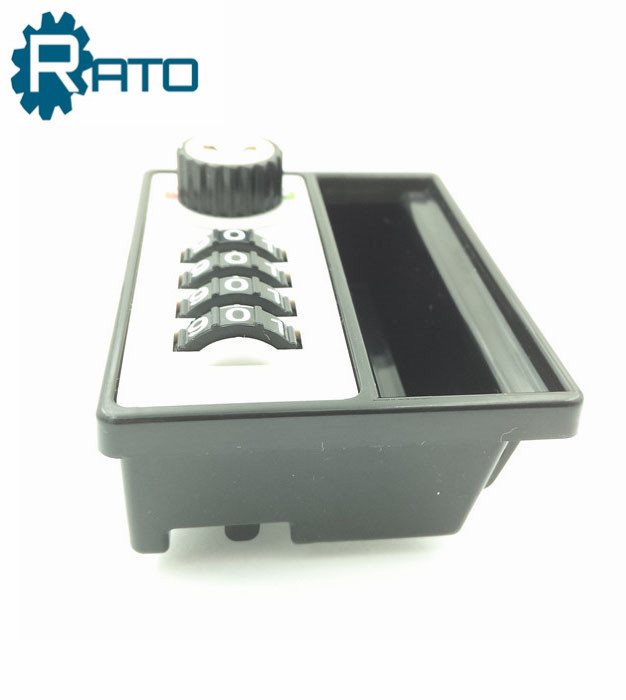 Key Safe 4 Digit Combination Door Lock with handle