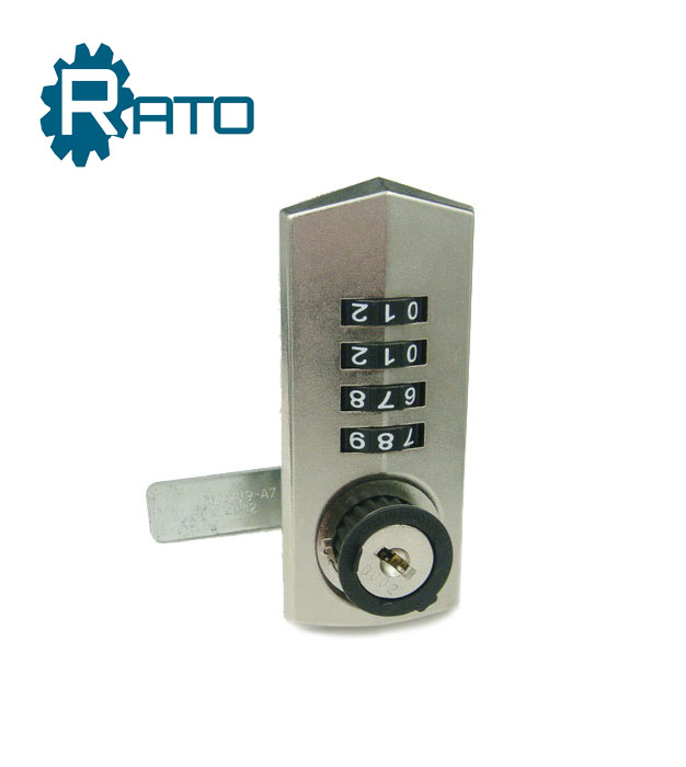 Heavy Duty Four Digit Metal Combination Cipher Lock