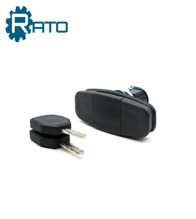 Zinc Alloy Car Trunk Lid Trailer Dustproof Lock