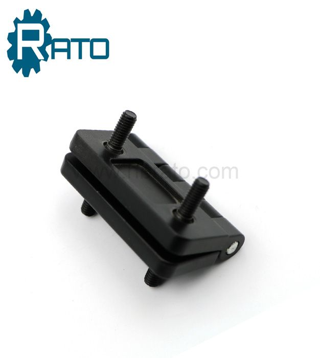 Mounting Hardware Sides Concealed Butterfly Hinge for Electric Cabinet