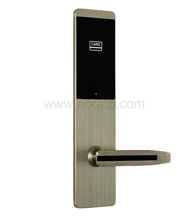 2020 high quality RFID hotel lock system electronic smart door lock hotel smart lock