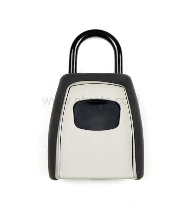 2020 Hot sale Portable hang combination Weatherproof key lock box digital lock for key safe box