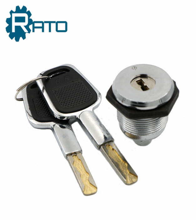 Top Security Unique Key Fireproof Safe Box Lock