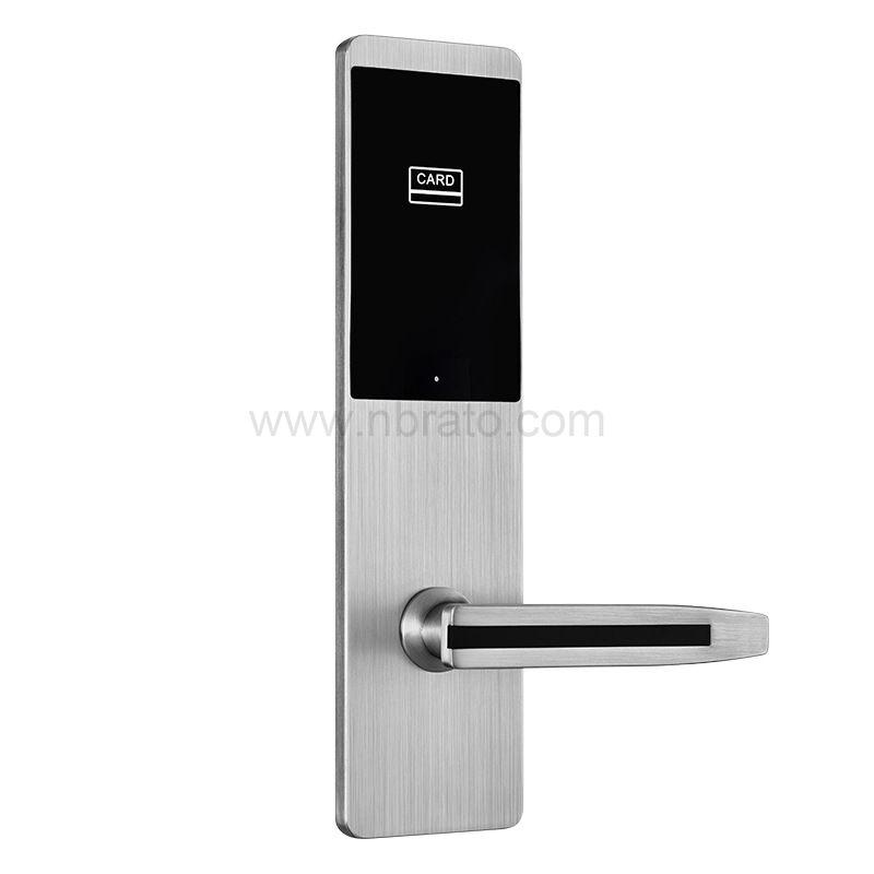 2020 high quality RFID hotel lock system electronic smart door lock hotel smart lock